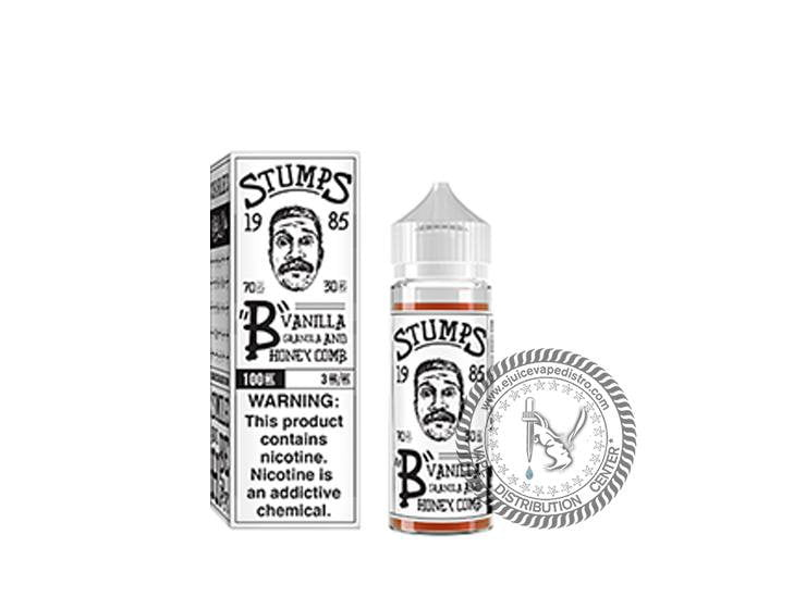 Stumps | Stumps B by Charlies Chalk Dust 100ML E-Liquid