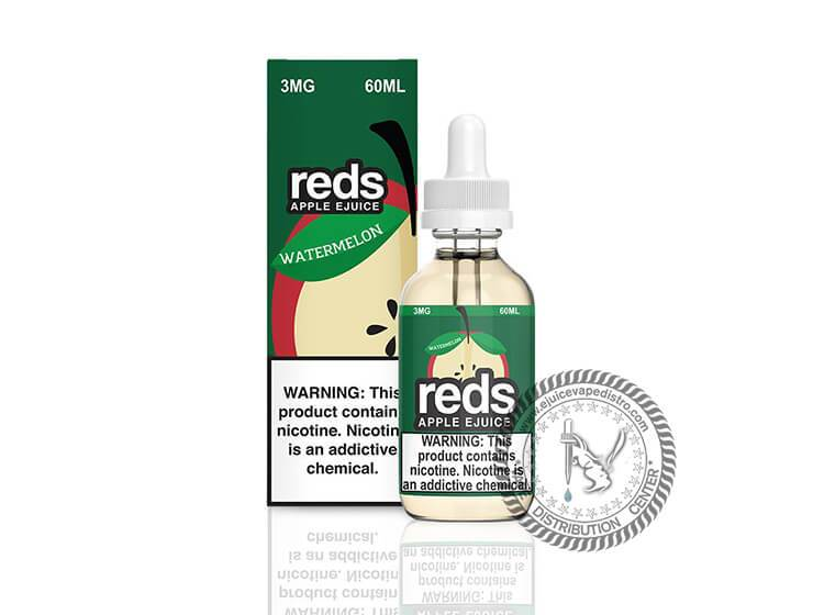 7 Daze | Watermelon Reds Apple 60ML E-liquid