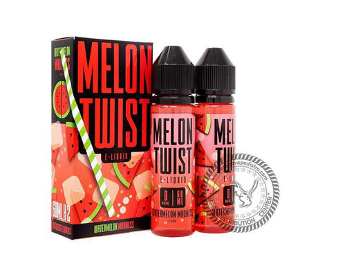 MELON TWIST | Watermelon Madness 120ML E-liquid