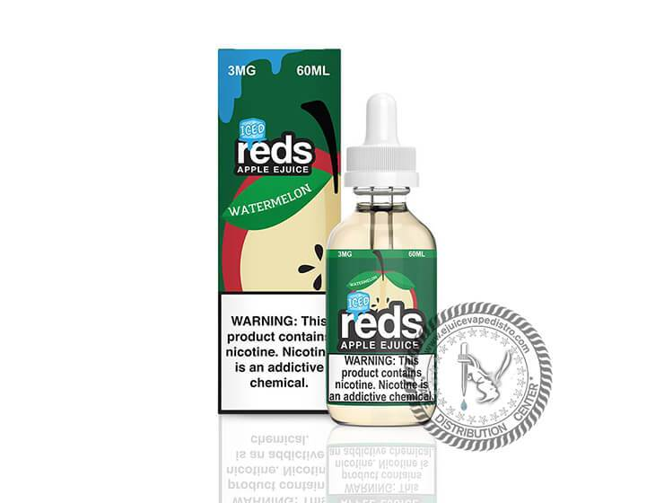 7 Daze | Watermelon Reds Apple Ice 60ML E-liquid