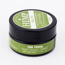 Endoca: Hemp Salve (750mg CBD)