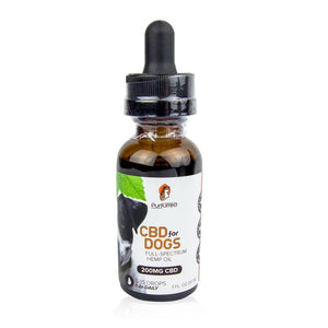 Purfurred: Hemp Oil for Dogs 1oz (200mg CBD)