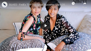 SILKED MAKES FedEx TOP 100! 2020