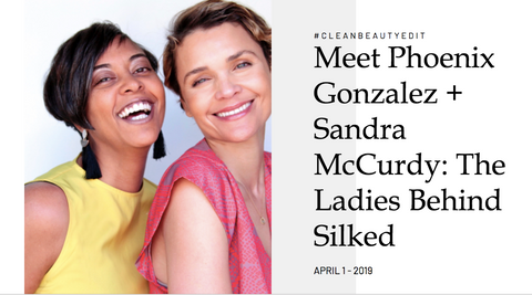 Meet Phoenix Gonzalez + Sandra McCurdy: The Ladies Behind Silked