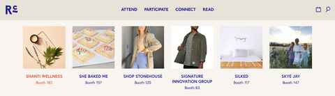 Silked Booth 117 at Renegade Craft Fair Nov 23rd and 24th 2019 in Los Angeles Historic Park