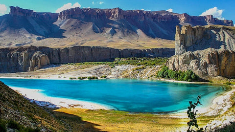 Band-e Amir National Park Kabul