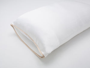 The SIlked Pillow Sleeve is a pillowcase designed to save skin and hair from cotton friction, Loved by fab fit fun and more! Made in USA #1 Best Seller