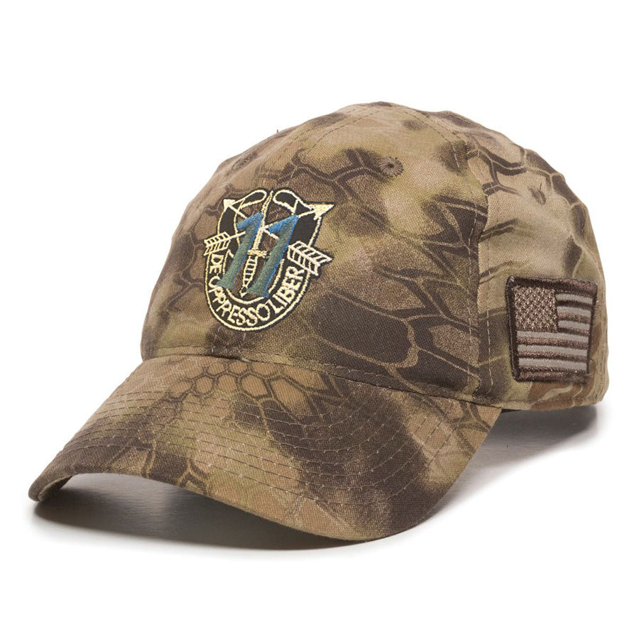 11th Special Forces Group Ball Cap