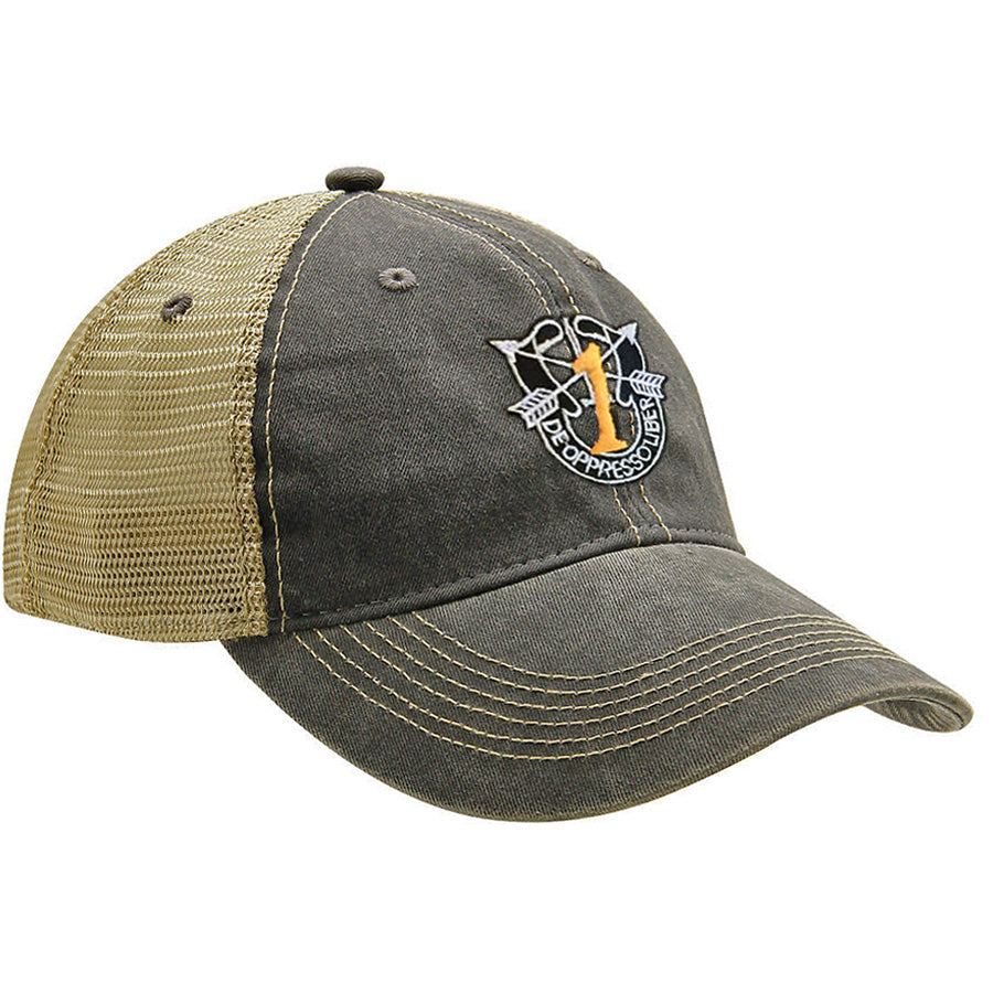 1st Special Forces Group Ball Cap - MESH