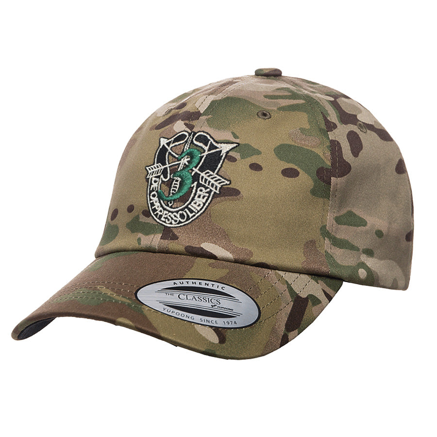 3rd Special Forces Group Ball Cap