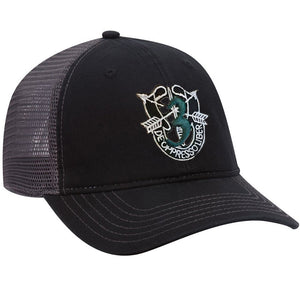 3rd Special Forces Group Ball Cap - MESH