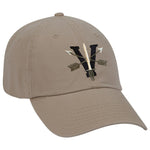 5th Special Forces Group Subdued V Ball Cap