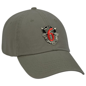 6th Special Forces Group Ball Cap