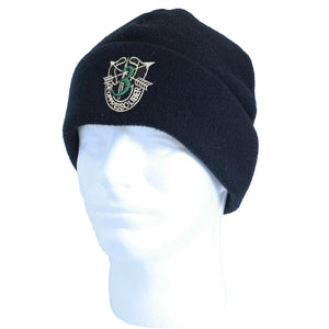 Fleece Beanie Watch Cap