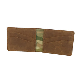 "H6 Card Wallet ""Rustic"""
