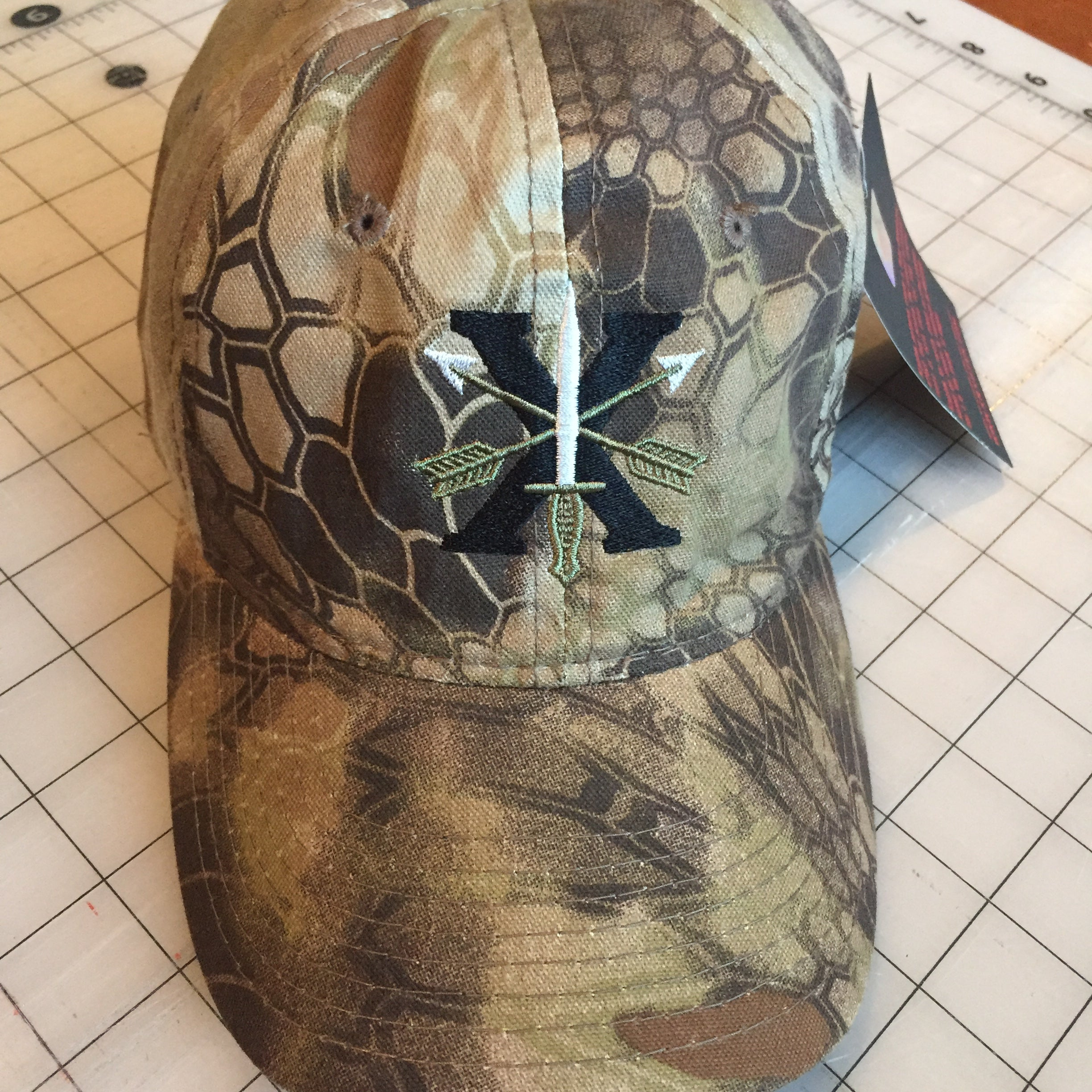 "10th Special Forces Group ""X"" Ball Cap"
