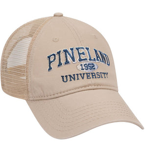 Pineland University 1952 Ball Cap - MESH