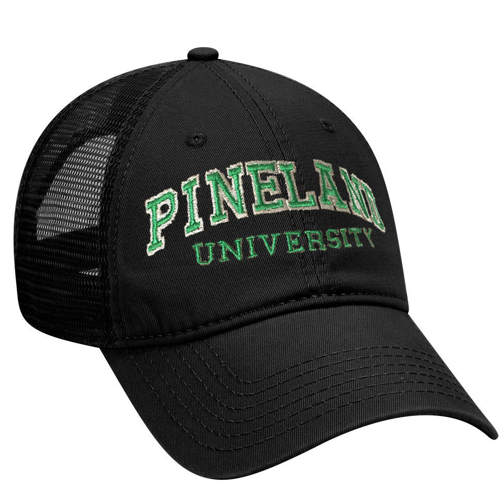 Pineland University Ball Cap - MESH