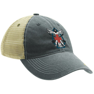 Special Forces Medic Man Ball Cap - MESH