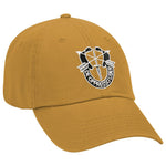 Special Forces Crest Ball Cap