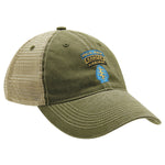 Special Forces SSI Ranger Color Ball Cap - MESH