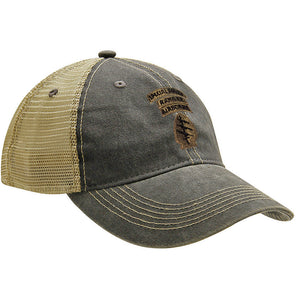 Special Forces SSI Ranger Subdued Ball Cap - MESH