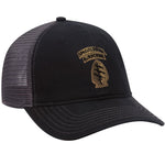 Special Forces SSI Subdued Ball Cap - MESH