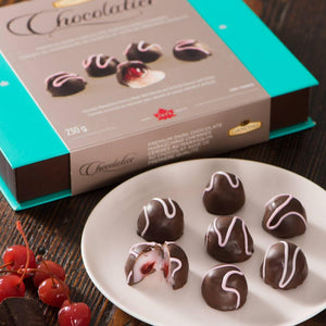 Chocolatier Cherries