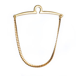 Ties2you New Golden Metal Tie Chain
