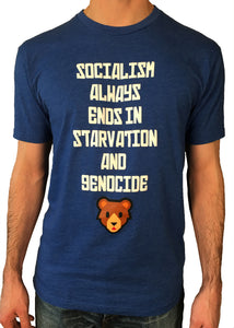 Starvation and Genocide Shirt