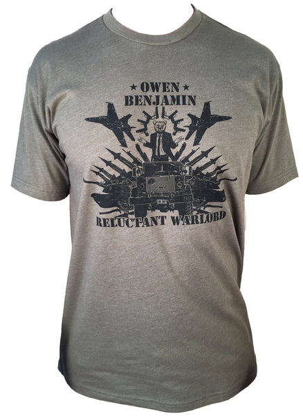 Reluctant Warlord T-Shirt