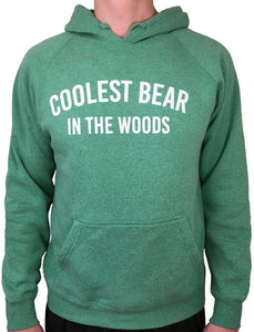 Coolest Bear in the Woods Hoodie