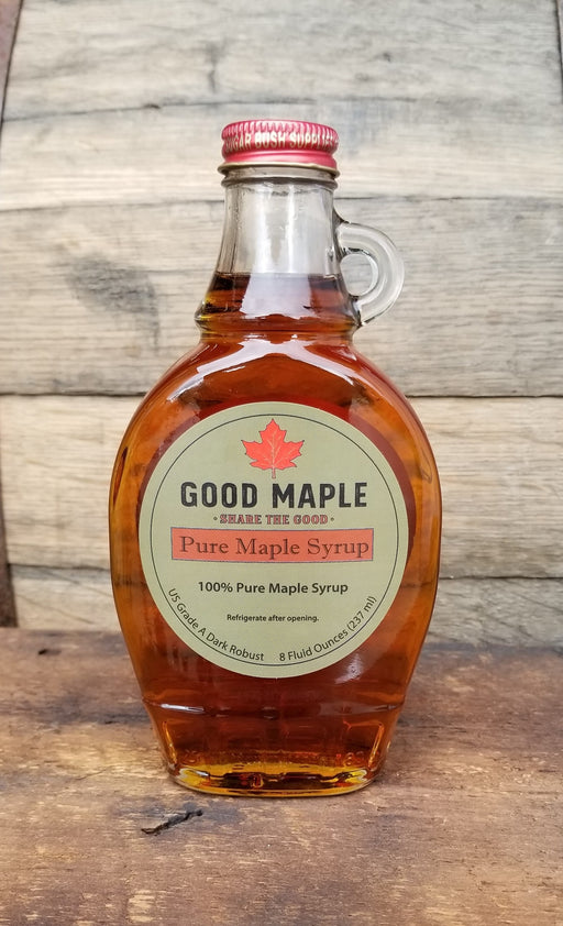 Pure Maple Syrup 8 oz.