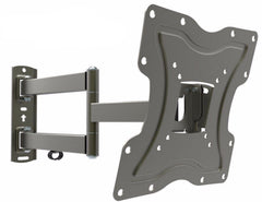 "Husky Mount TV Wall Mount for TVs 28"" -42"" Single Arm Fully Adjustable Up to VESA 200x200"