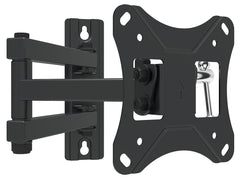 "Husky Mount Small TV Bracket For TVs 10"" - 27"" VESA 100x100 up to 33 lbs"