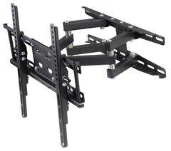 "Husky Mount TV Bracket Full Motion Wall Mount for Screens 32"" - 55"""