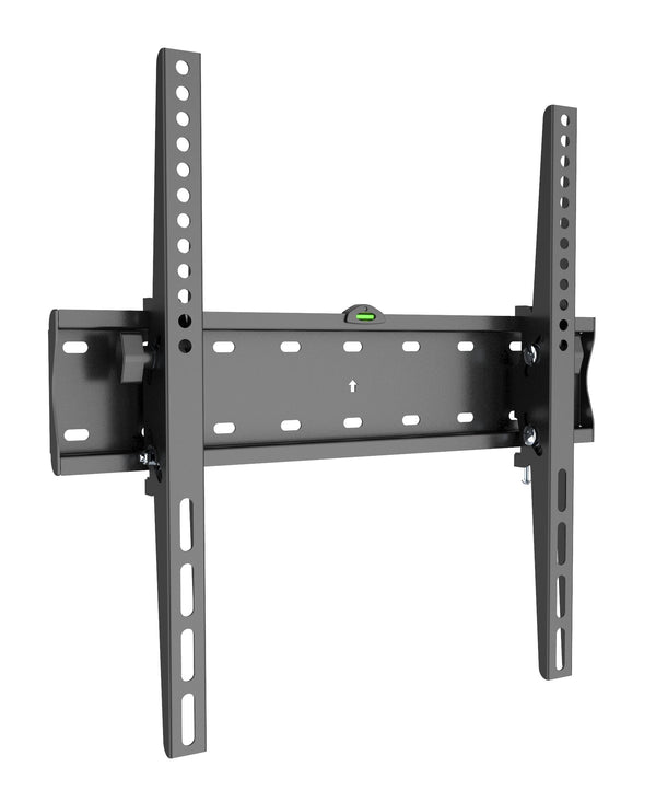 Tilting Flat Screen TV Mount Slim Ultra Profile For TVs Measuring up to 55 Inches