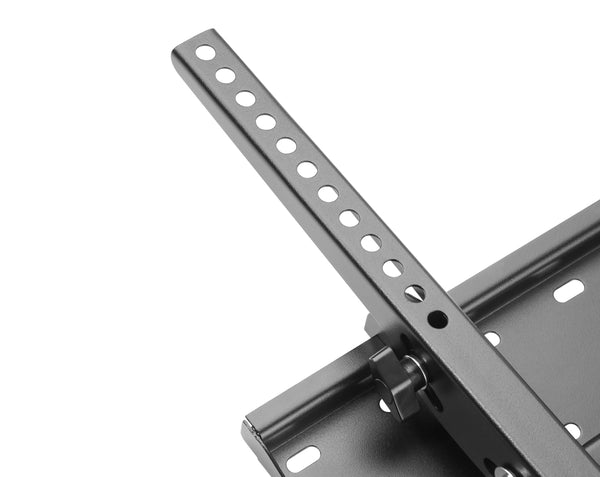 Husky Mount Tilting Flat Wall Mount Low Profile Bracket Fits TVs 32
