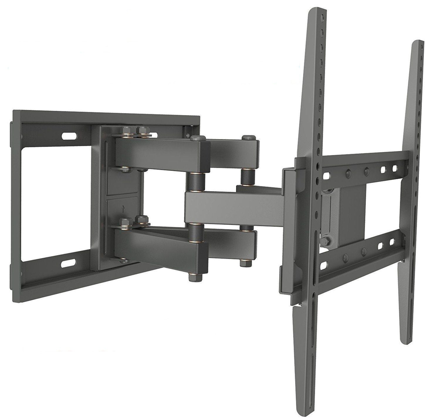 085431408d4b5 Double Arm LED LCD Full Motion Swivel TV Bracket Fits sizes 32 – 55 Inch
