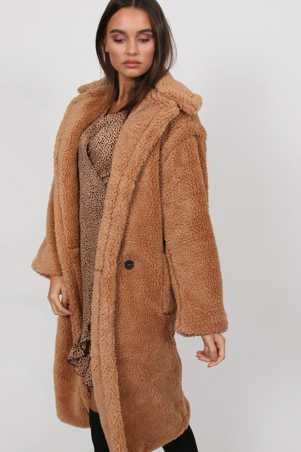 Level Up Teddy Coat