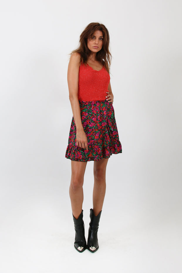 Flower Vibes Skirt