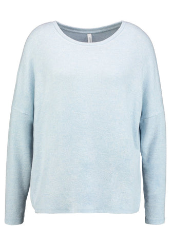 Soyaconcept Biara Sweater in Skyway Melange