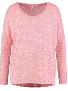 Soyaconcept Biara Sweater in Rose Melange