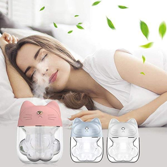 Three-In-One Cat Claw Humidifier - mysmartestbuy.com
