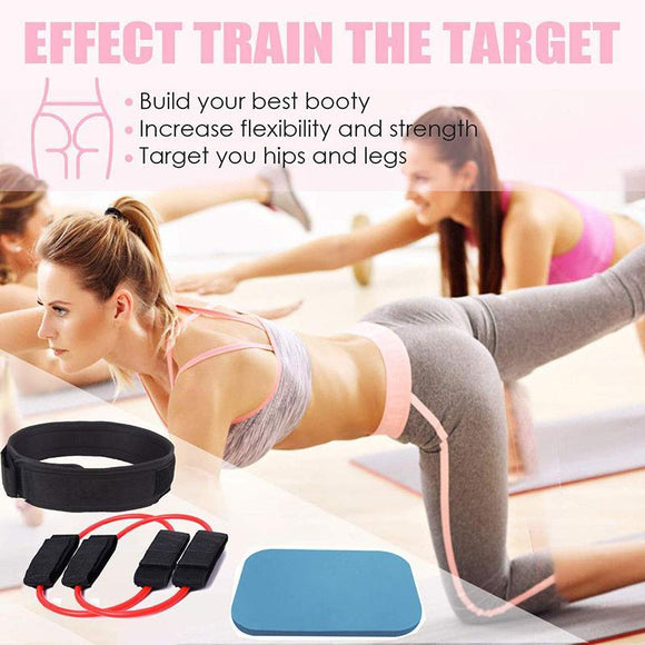 Great Booty Resistance Bands - mysmartestbuy.com