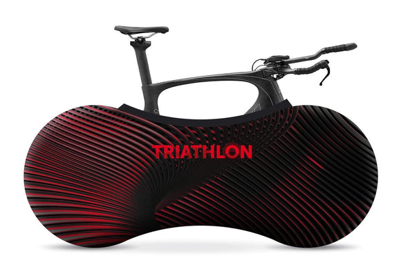 Indoor Bike Cover - Triathlon Series - mysmartestbuy.com