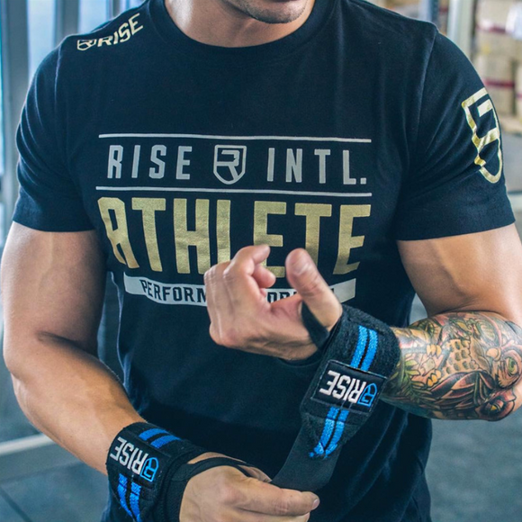 RISE Gym T-Shirt - mysmartestbuy.com