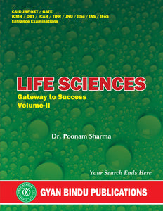 CSIR NET LIFE SCIENCES (VOLUME - II)