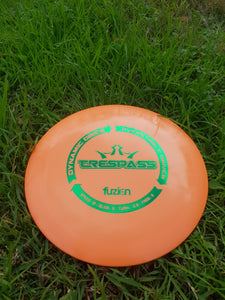 Dynamic Discs BioFuzion Trespass