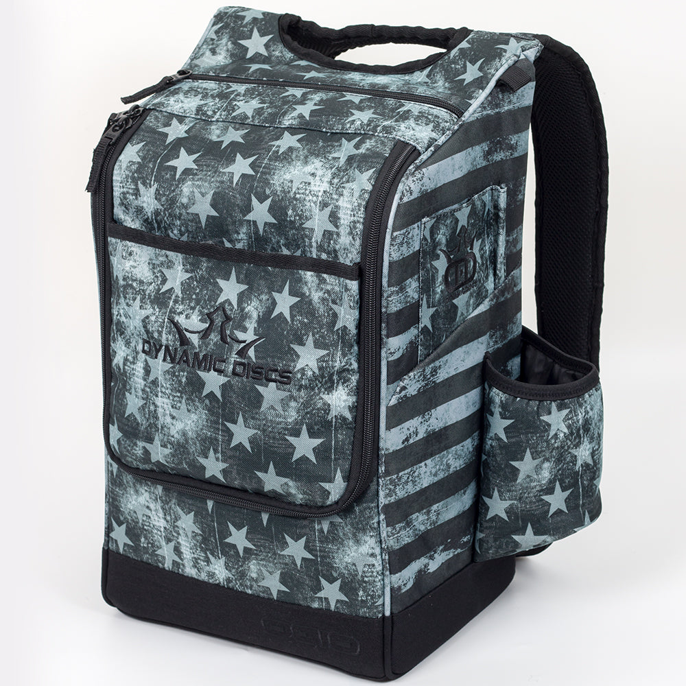 Dynamic Discs Sniper Backpack – Special Ops and Stars and Stripes